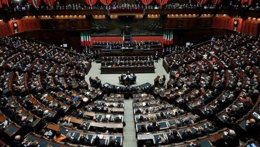 El parlamento italiano dio aprobaci n expr s al env o de for Lavorare al parlamento italiano