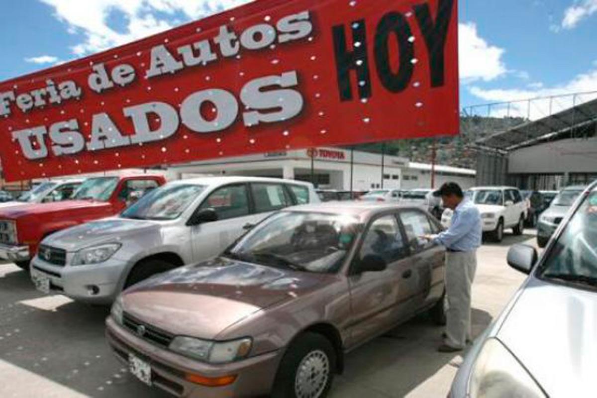 Venta De Autos Usados >> La Venta De Autos Usados Crecio 7 73 Interanual El Efete